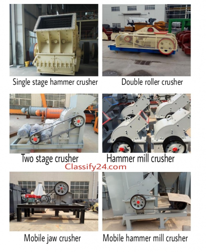 Buy crusher machines, crusher machines for sale, import crusher machines