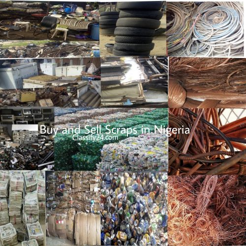 Buy and sell scraps in Nigeria, buy scraps in Nigeria, scrap for sale in Nigeria