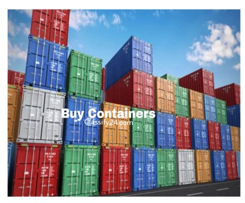 Buy containers in Nigeria, containers for sale in Nigeria, buy shipping containers in Nigeria, shipping containers for sale in Nigeria