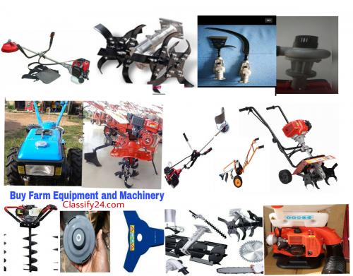 Buy farm equipment and machinery in Nigeria, farm equipment and machinery for sale in Nigeria, farm equipment and machinery sellers in Nigeria