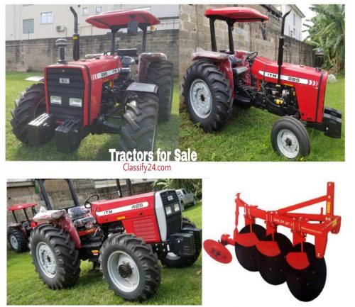 Tractors for sale in Nigeria, tractors for sale in Africa, tractors for sale