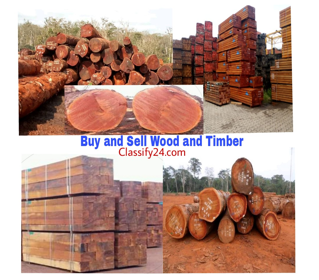 Buy and sell wood and timber, import and export wood and timber, sell and buy wood and timber, export and import wood and timber