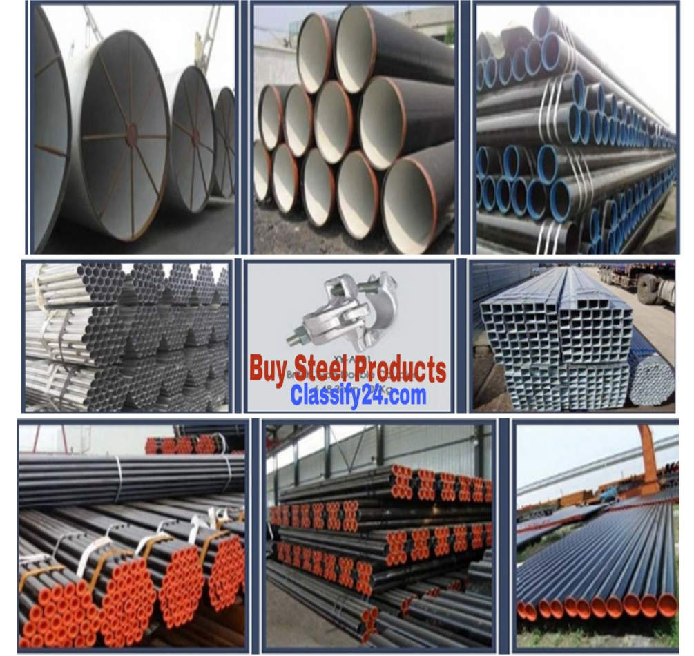 Buy steel products, steel products for sale, import steel products